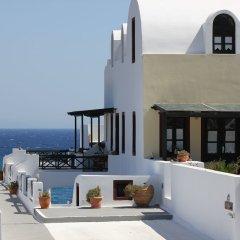 Отель Vrachia Studios & Apartments Греция, Остров Санторини - отзывы, цены и фото номеров - забронировать отель Vrachia Studios & Apartments онлайн приотельная территория
