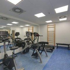 Spa Hotel Thermal Карловы Вары фитнесс-зал фото 3