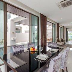 Отель The Regent Private Pool Villa Phuket гостиничный бар