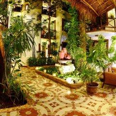 Отель Posada Mariposa Boutique Плая-дель-Кармен питание фото 3