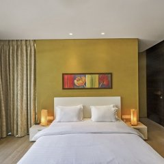 Отель GuestHouser 4 BHK Villa 4238 Гоа комната для гостей фото 4