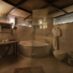 Anatolian Houses Турция, Гёреме - 1 отзыв об отеле, цены и фото номеров - забронировать отель Anatolian Houses онлайн ванная фото 2
