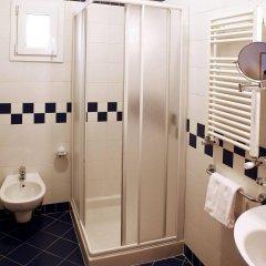 Hotel Giotto Падуя ванная фото 2