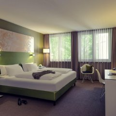 Congress Hotel Mercure Nürnberg an der Messe комната для гостей фото 3