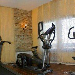Отель St. Ivan Rilski Hotel & Apartments Болгария, Банско - отзывы, цены и фото номеров - забронировать отель St. Ivan Rilski Hotel & Apartments онлайн фитнесс-зал