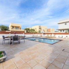 Отель Sunrise Bay Villa #2 Кипр, Протарас - отзывы, цены и фото номеров - забронировать отель Sunrise Bay Villa #2 онлайн бассейн