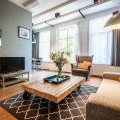 Апартаменты Prince Canalhouse Apartment Suites комната для гостей фото 2