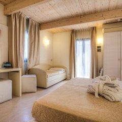 Отель Ferretti Beach Resort Римини комната для гостей фото 3