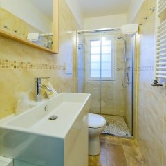 Отель Welc-om Vittoria Италия, Падуя - отзывы, цены и фото номеров - забронировать отель Welc-om Vittoria онлайн ванная фото 2