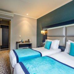 Отель Best Western Prince Montmartre Франция, Париж - 2 отзыва об отеле, цены и фото номеров - забронировать отель Best Western Prince Montmartre онлайн комната для гостей фото 3