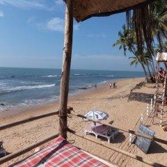 Отель Spazio Leisure Resort Гоа пляж фото 2