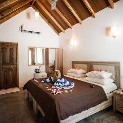 Отель Holiday Cottage Мальдивы, Северный атолл Мале - отзывы, цены и фото номеров - забронировать отель Holiday Cottage онлайн комната для гостей фото 5