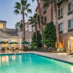 Отель Hilton Garden Inn San Jose/Milpitas бассейн фото 3