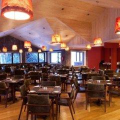 Отель Corralco Mountain & Ski Resort питание