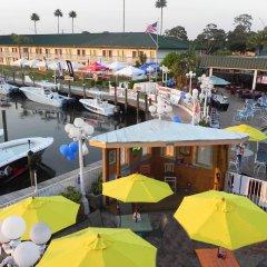 Отель Ramada Waterfront Sarasota бассейн