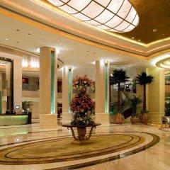 Отель Sofitel Chengdu Taihe интерьер отеля
