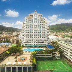 Andaman Beach Suites Hotel спортивное сооружение