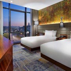 DoubleTree by Hilton Hotel Istanbul - Piyalepasa Турция, Стамбул - 3 отзыва об отеле, цены и фото номеров - забронировать отель DoubleTree by Hilton Hotel Istanbul - Piyalepasa онлайн комната для гостей