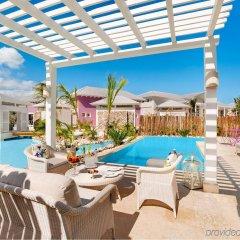 Отель Eden Roc at Cap Cana Доминикана, Пунта Кана - отзывы, цены и фото номеров - забронировать отель Eden Roc at Cap Cana онлайн бассейн