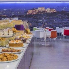 Отель Novus City Hotel Греция, Афины - отзывы, цены и фото номеров - забронировать отель Novus City Hotel онлайн фото 10