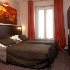 Отель Odessa Montparnasse Париж комната для гостей фото 2