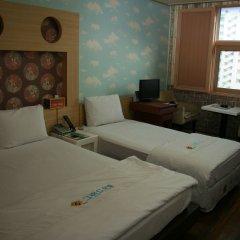 Отель Goodstay New Grand Hotel Южная Корея, Тэгу - отзывы, цены и фото номеров - забронировать отель Goodstay New Grand Hotel онлайн комната для гостей фото 5