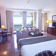 Отель Sunrise Nha Trang Beach Hotel & Spa Вьетнам, Нячанг - 5 отзывов об отеле, цены и фото номеров - забронировать отель Sunrise Nha Trang Beach Hotel & Spa онлайн комната для гостей фото 2