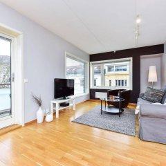 Отель Forenom Apartments Pilestredet Park Норвегия, Осло - отзывы, цены и фото номеров - забронировать отель Forenom Apartments Pilestredet Park онлайн комната для гостей фото 3