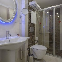 Alaiye Kleopatra Hotel ванная