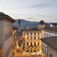 Отель Helvetia & Bristol Firenze Starhotels Collezione Флоренция фото 2