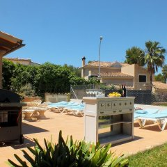 Отель Casa Padrino, Piscina Privada, WiFi, Cerca de la playa бассейн
