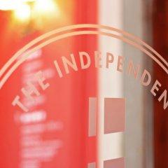 The Independente Hostel & Suites Лиссабон сауна