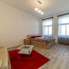 Отель Apartmany LETNA u SPARTY Прага комната для гостей фото 3