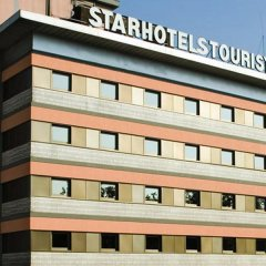 Отель Starhotels Tourist сауна