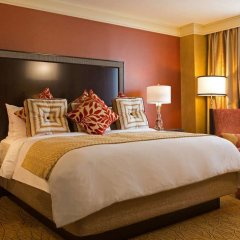Отель Washington Marriott at Metro Center комната для гостей фото 2