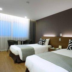 Отель Itaewon Crown hotel Южная Корея, Сеул - отзывы, цены и фото номеров - забронировать отель Itaewon Crown hotel онлайн комната для гостей фото 4