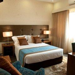 Hotel Quatro Pétalas комната для гостей