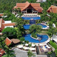 Отель Novotel Phuket Resort бассейн фото 2