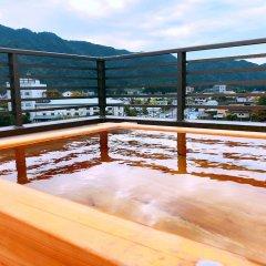 Отель New Ohruri Никко балкон