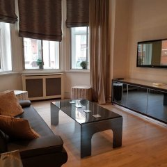 Апартаменты Hans Crescent Apartment Лондон комната для гостей фото 5