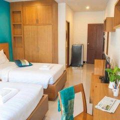 Отель Krabi Cinta House Таиланд, Краби - отзывы, цены и фото номеров - забронировать отель Krabi Cinta House онлайн комната для гостей фото 4
