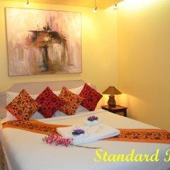 Отель Pasadena Lodge в номере
