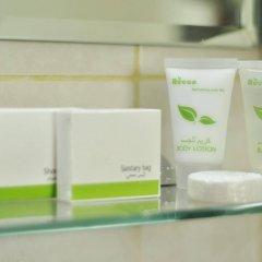 Отель Aldar Hotel ОАЭ, Шарджа - 5 отзывов об отеле, цены и фото номеров - забронировать отель Aldar Hotel онлайн ванная
