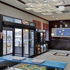 Отель Holiday Inn Express Kennedy Airport США, Нью-Йорк - 2 отзыва об отеле, цены и фото номеров - забронировать отель Holiday Inn Express Kennedy Airport онлайн интерьер отеля