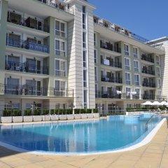 Отель Festa Pomorie Resort Поморие бассейн фото 3