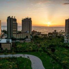 Al Murjan Palace Hotel пляж
