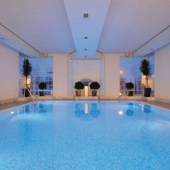Отель Best Western Premier Parkhotel Kronsberg Германия, Ганновер - 1 отзыв об отеле, цены и фото номеров - забронировать отель Best Western Premier Parkhotel Kronsberg онлайн бассейн фото 3