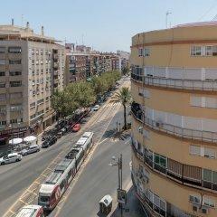 Отель Travel Habitat Jardines de Viveros балкон
