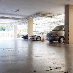 Отель MetroPoint Bangkok парковка