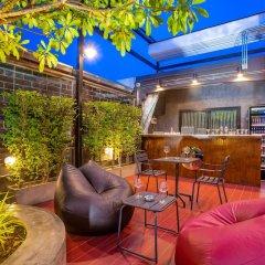 Kaen Hostel Паттайя гостиничный бар